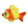 "6"" Custom Fish Sunny Multicolored W/ Squeaker"
