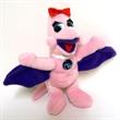 "6"" Custom Pink Dinosaur"
