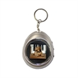 "Digital photo key chain - 10"" key chain with digital photo screen that holds approx.45 of your favorite photos."
