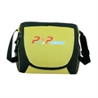 Cooler - Lunch bag with PVC backing, fully insulated and heat sealed main compartment.