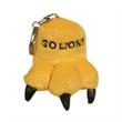 """3"""" Lion paw key chain"""