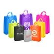 Bag - Patch handle plastic bag.