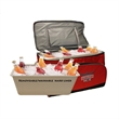 Cooler Ice 2 - Soft cooler with removable hard liner.