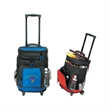 Cooler - Deluxe ripstop nylon with 1680 denier polyester rolling cooler.