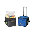 Cooler - Deluxe foldable rolling cooler.