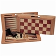3-in-1 Camphor Wood Combination Set with Folding Board - Camphor wood combination set with folding board and handle for easy travel, 3-in-1.