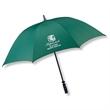 """The Force Umbrella - Windproof nylon 58"""" arc fiberglass golf umbrella."""