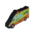 USB flash drive - Emergency vehicle USB drive.