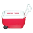 Cooler - Cooler with wheels 38 quart capacity.