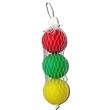 Paddle Balls - Three pack of Paddle balls.