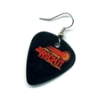 Guitar Pick - Earring guitar pick with full color imprint.