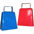 Cowbell - Cowbells has many color for you to choose.