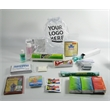 Car Essentials Travel Kit - The Car Essentials Travel Kit containing 17 preselected car travel items