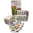 Organic Salad Dressing Sampler Kit - The Organic Salad Dressing Sampler Kit containing 18 preselected organic dressings