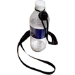 """Holder - Dye sublimation printed water bottle holder with 3/4"""" width lanyard."""