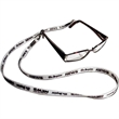 "Eyeglass Holder - Dye sublimation printed eyeglass holder with 3/8"" width lanyard."