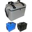 48 Pack Super Duty 4 x 4 - Ice'N'Tote - 4 x 4 Super duty 48 pack cooler bag, custom bag, black straps.