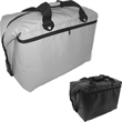 48 Pack Extreme Outdoor - Ice'N'Tote - Extreme outdoor 48 pack cooler bag with black straps, custom bag.