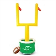 "Inflatable football goal post cooler - Inflatable football goal post cooler. 56"" x 76""."