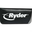 Black Standard Vinyl Slip Case - Standard size vinyl slip case for eyeglasses.