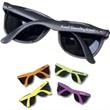 Classic Promo Sunglasses - Sunglasses in assorted neon colors.