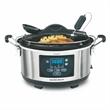 Slow Cooker - Programmable 6 quart slow cooker.