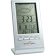 Desk Weather Station - Desk Weather Station. Plastic casing with LCD screen.
