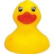 Floatable rubber duck - Adorable floatable rubber duck toy, balanced and weighted.