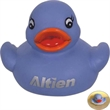 Blue color changing rubber duck - Rubber blue color changing duck.