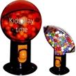 """Bubble gum machine - Sport theme 8.5"""" bubble gum machine."""