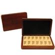 Dbl 6 Professional Double Six Domino Box - Double six domino box.