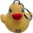 Rubber Duck Keytag