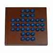 Marble Solitaire - Travel Size - Marble Solitaire game.
