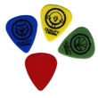 Guitar Pick - High quality gloss finish guitar pick.