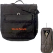 Rare Deluxe Garment Bag - Garment bag with zippered main compartment, handle and shoulder strap.