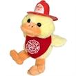 """Duck - Fire duck stuffed toy, 6""""."""
