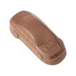 Car shape molded chocolate