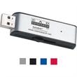 "Retracto USB flash drive - USB flash drive with metal body. ""FREE SETUP""."