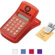 Calculator Clip - Mini size calculator with clip.