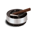 Vaporizer Electric Smokeless Ashtray - Battery Operated Smokeless Ashtray Filter Smoke Into Ashtray And Cleans Air.