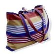 Beach bag - Colorful beach bag.