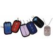 Diestruck iron soft enamel dog tag - Custom shape die struck color dog tag.