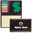 Die Cut Flag/Note Holder - Financial