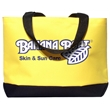 Large Beach Bag - Large beach tote bag made of 600 denier polyester. Union Made. Made in the U.S.A.