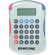 Calculator With Sticky Pad And Pen