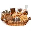 Large chocolate gift basket - Large chocolate gift basket.
