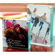 """Large Acrylic Frame - 5"""" x 3.5"""" x .01"""" picture frame made of transparent acrylic that can be displayed vertically or horizontally with dual visibility."""
