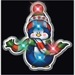 Christmas Penguin with Scarf LED Blinkies