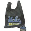 Insulated / fold up - Polyester, 1-in-1 reusable shopping, t-shirt style bag.