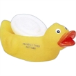 Duck soap dish - Squeaky floating duck shaped soap dish.